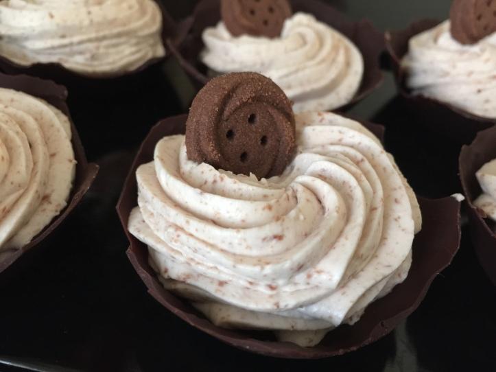 cupcake de mascarpone