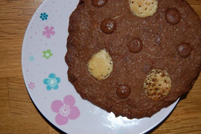 galletas tres chocolates